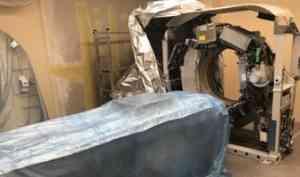В Северодвинскую городскую больницу №2 поступил компьютерный томограф