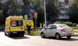 ДТП в Архангельске с водителем-пенсионером и ребенком на роликах займется следствие