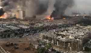 В порту Бейрута проводили сварочные работы: последствия мощного взрыва в 10 фотографиях