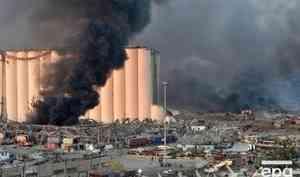 В порту Бейрута взорвалась селитра с судна, принадлежавшего бизнесмену из Хабаровска