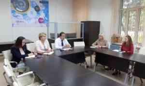 Опыт международного сотрудничества САФУ – для развития Архангельской области