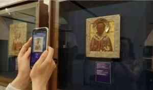 В музеях Архангельской области появляются мультимедиагиды