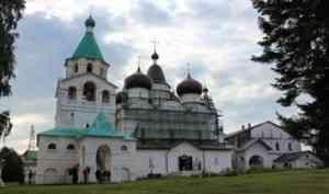 Антониево-Сийский монастырь отметил 500-летие