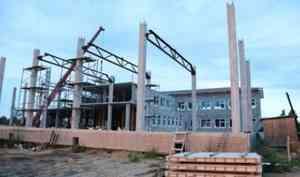 Школу-долгострой в селе Ровдино планируют открыть в 2021 году