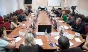 Известны итоги круглого стола о прохождении муниципального фильтра в Архангельске