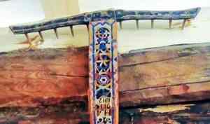В Верколе открылась выставка грабель