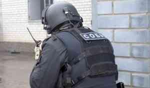 При участии архангельского СОБР Росгвардии задержан гражданин, подозреваемый в коммерческом подкупе