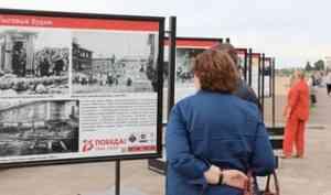 Передвижную выставку о подвиге северодвинцев покажут в районах Поморья