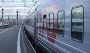 В Архангельской области проводится активный ремонт железнодорожных путей