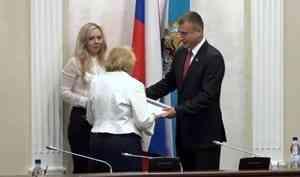 В Архангельске наградили лучших в строительной отрасли