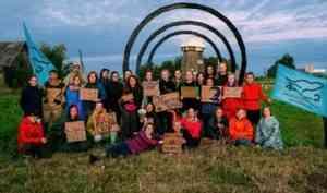 Забытые деревни обретают новую жизнь: под Холмогорами прошла климатическая школа