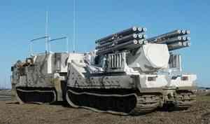 Северный флот испытал вАрктике новый зенитный ракетно-пушечный комплекс