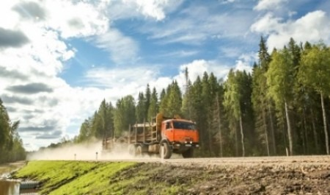 В Поморье сдан в эксплуатацию первый региональный объект дорожного нацпроекта