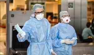 Врачи, которые лечат пациентов с коронавирусом, раньше выйдут на пенсию