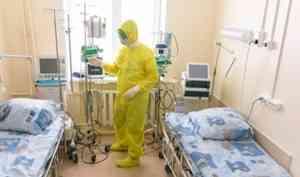 Федеральный оперштаб подтвердил 48 случаев COVID-19 в Архангельской области за сутки