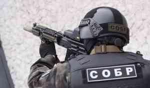 При участии архангельского СОБР задержаны подозреваемые в автомошенничестве