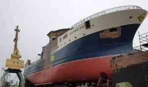 Траулер «Баренцево море» для «Архангельского тралового флота» планируют сдать в сентябре