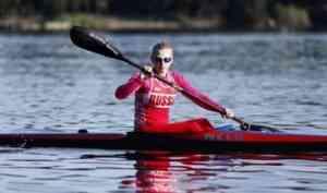 Архангелогородка Наталья Подольская завоевала золото чемпионата России по гребле