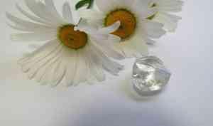 ВАрхангельской области нашли крупный алмаз ювелирного качества