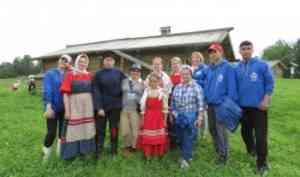 Волонтёры САФУ вернулись с фестиваля «КеноVision»