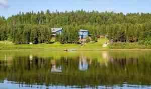 «Проводник к северным красотам»: в Поморье появился парк «Голубино»