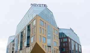Novotel-Архангельск работает в нормальном режиме