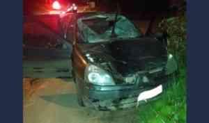 В Маймаксанском округе Архангельска в ДТП погиб пешеход