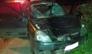 В Архангельске в ДТП погиб пешеход