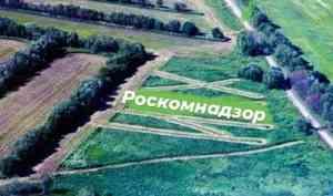 В Приморском районе круги от НЛО заменили тремя буквами
