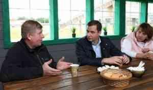 Александр Цыбульский поручил разработать отдельные меры поддержки для агротуризма и небольших ферм