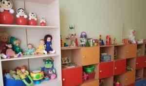 Родители привели 4273 ребёнка в детские сады Архангельска