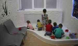 В детские сады Архангельска после снятия ограничений вернулись больше 4 тысяч детей