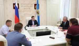 Александр Цыбульский возглавит областной координационный совет по делам ветеранов