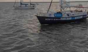 Яхтенная экспедиция из Архангельска пришла в НАО