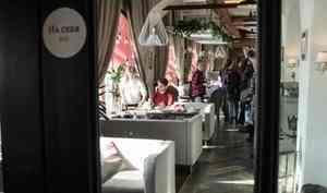 Кафе и рестораны откроются в Архангельске 15 августа
