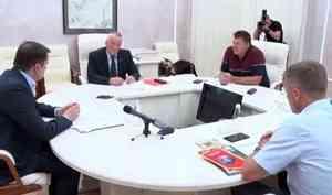 Александр Цыбульский возглавит областной координационный совет поделам ветеранов