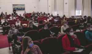 В САФУ состоялась II «Школа старост»