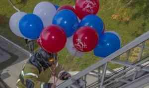 Необычный сюрприз подготовили камчатские пожарные для воспитанников школы-интерната