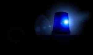 Для водителя «БМВ» в Поморье гонка с полицией закончилась прострелянными колесами