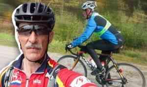 Через две аварии и семь лет ожиданий: как архангелогородец добрался на велосипеде до Владивостока