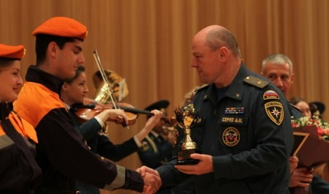 В МЧС России завершился Всероссийский конкурс музыкального творчества пожарных и спасателей - 2020