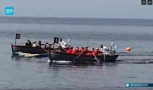 Северодвинские моряки одержали победу на чемпионате ВМФ по парусным гонкам во Владивостоке