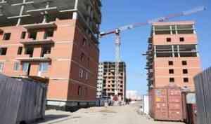 В Архангельской области готовятся ввести в эксплуатацию семь социальных домов