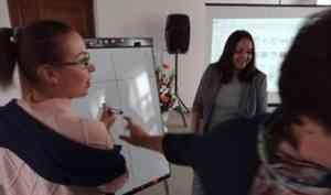 Школа самопрезентации для мастеров и художников проходит Архангельской области