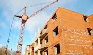 До конца ноября в Архангельской области достроят семь домов для переселения из аварийного жилья