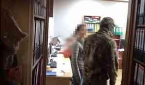 Региональный следком собластным управлением ФСБ распространили кадры совместной спецоперации