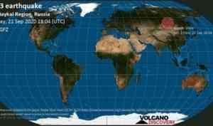 На Байкале произошло землетрясение, разбудившее жителей нескольких регионов