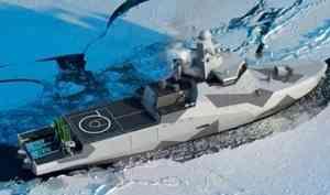 На северодвинской «Звёздочке» сделают гребные винты для уникального патрульного корабля
