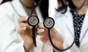 Почти треть медработников в Поморье имеют антитела к коронавирусу