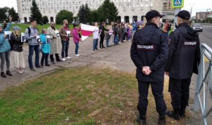 Архангельский полицейский со второго раза добился штрафа для активиста
